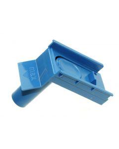 Zuighevel van zeepbak wasmachine origineel Siemens Neff Constructa Bosch 12589