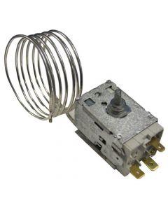 Vervangende set Thermostaat koelkast + fitting Bauknecht Ignis Philips Whirlpool 8700