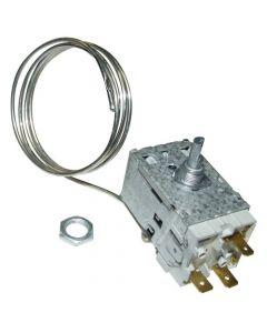 Vervangende Thermostaat koelkast voor model A13 0288 Bauknecht Candy Etna Ignis Smeg Whirlpool 8702