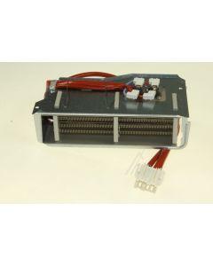 Verwarmings element 1400 + 900W incl. 2 clixons wasdroger Aeg Electrolux Marijnen Zanussi Zanker 8816