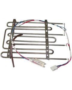 Verwarmings element 1400w wasdroger Aeg Electrolux Marijnen Zanussi Zanker 8872