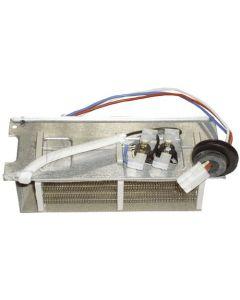 Verwarmings element 1800 + 600W incl.clixons wasdroger Zanker 8880