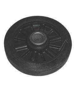 Loopwiel voor trommel wasdroger Bauknecht Siemens Bosch Ignis Ikea Whirlpool 8923