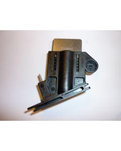 Koolborstel koolstof aarding onder trommel wasdroger Aeg Electrolux 8970 x