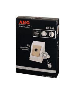 Stofzuigerzak fleece gr24 origineel AEG Electrolux 909