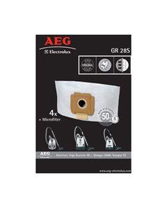 Stofzuigerzak fleece gr28 origineel AEG Electrolux 910