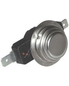 Thermostaat vast bij element wasdroger AEG  Electrolux Zanker Zanussi 9041