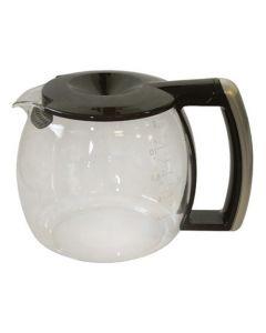 Koffiekan zwart koffiezetter origineel Delonghi 1982