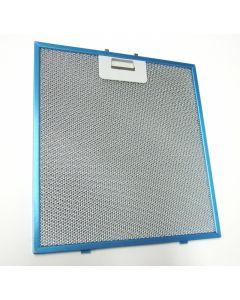 Filter metaal 305 x 285mm afzuigkap Ariston Blue Air 6866
