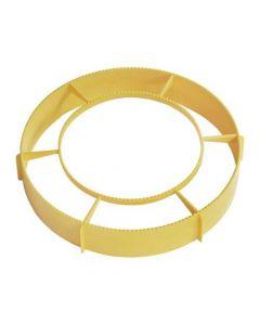 Behuizing van filter geel DC08 stofzuiger origineel Dyson 9480