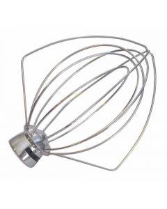 Garde eiwitklopper aluminium zonder as keukenmachine origineel Ariete Kenwood 9542