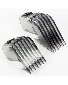 Set opzetkam opzetstukken 2stuks shaver tondeuse haartrimmer Remington 12512