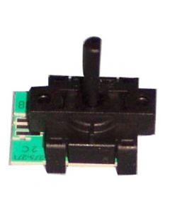 Potentiometer keuzeschakelaar wasmachine origineel Beko Blomberg 9688