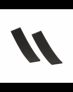 Filter schuimfilter set a 2 filters deur vulring wasdroger droogkast Alternatief Miele 15848
