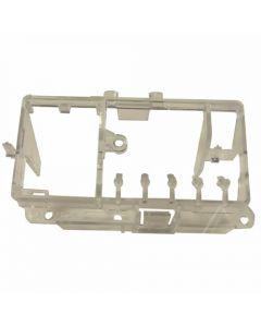 Behuizing van print module houder vaatwasser origineel Smeg 9913