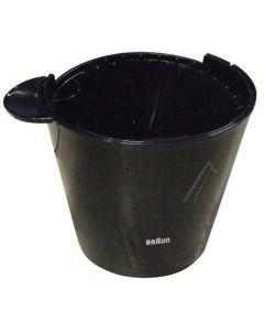 Filter koffie compleet zwart koffiezetter Braun 9956