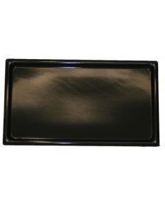 Bakplaat emaille 690x390mm oven magnetron origineel Smeg 9969