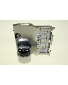Deur Zilver met glas koffie espresso origineel Delonghi 6763