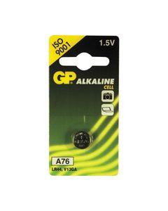 Knoopcel A76 alkaline origineel GP Varta 3025