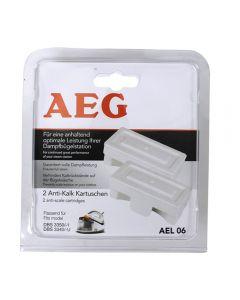 Ontkalkpatroon ontkalker antikalk strijkijzer AEL06 stoomgenerator orgineel Aeg 16012