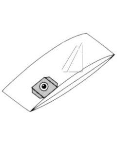 Stofzuigerzak papier 5 stuks  Amazone alternatief Philips 8452