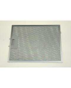 Filter metaal 258 x 318mm afzuigkap Atag Pelgrim Etna 6875