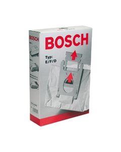 Stofzuigerzak origineel 5 stuks met filter  Type E F D  Siemens Bosch 7120