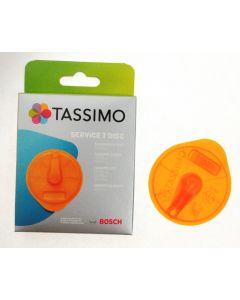 T-disc service schijf koffiezetter Tassimo koffiezetapparaat Bosch Siemens 16240