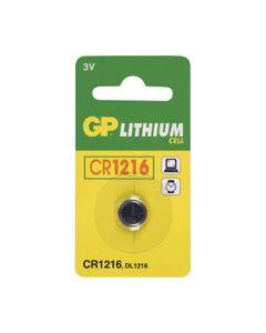Knoopcel CR1216 lithium origineel GP 3049