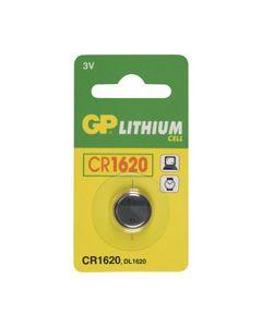 Knoopcel CR1620 lithium origineel GP 3052