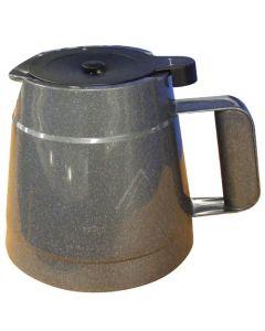 Thermos kan zwart koffiezetter Braun 2243