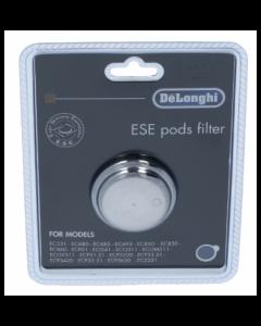 Filter pad ESE PODS filter padhouder koffiezetter origineel espresso Delonghi