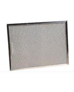Filter metaal 247 x 328mm afzuigkap Atag Pelgrim Etna 6879