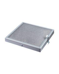 Filter metaal afzuigkap 24.5x24.5x2.5  cm ogineel  Itho Novy 36
