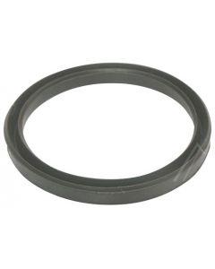 Afdichtings rubber van filter met gleuf origineel wasmachine Miele 271