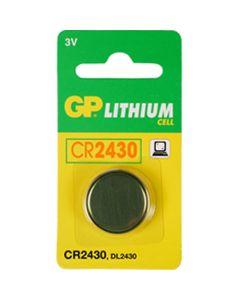 CR2430 Lithium 3v batterij 70