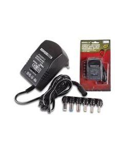 Net adapter 15w max 1200mA Universeel 749