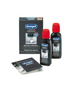 Ontkalkings middel voor espresso en koffie machines koffiezetter Durgol 631