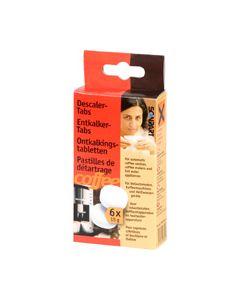 Ontkalkings tabletten 6x koffiezetter Universeel 517