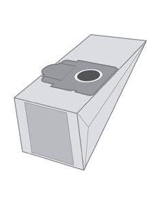 Stofzuigerzak fleece 8 stuks Power Style Powerclean Moulinex 989