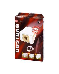 Stofzuigerzak papier TB33 V 4200 HTG/R/B LG 975
