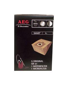 Stofzuigerzak papier origineel Smart gr 51 AEG Electrolux 1069