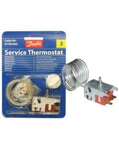 Thermostaat koelkast NO3  Universeel Danfoss 1606