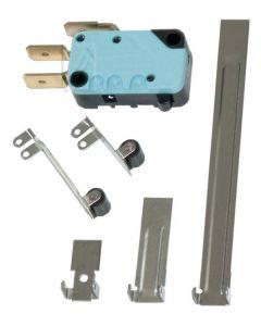 Schakelaar mikro  microswitch 12 amp 3000 watt Universeel 343