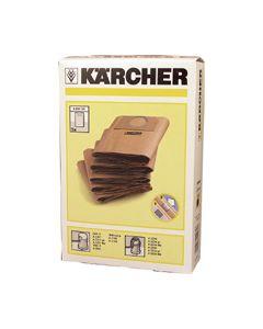 Stofzuigerzak papier stofzuiger 2201F A2604 Kärcher 966