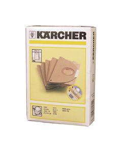 Stofzuigerzak papier stofzuiger 2101 2301 4000TE 4000plus Kärcher 963