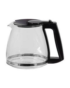 Koffiekan Optima zwart zilver TYP99 koffiezetter origineel Melitta 1875