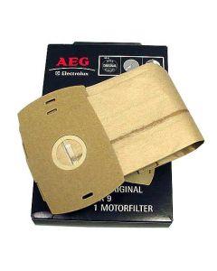 Stofzuigerzak steelstofzuiger papier Nr. 9 AEG Electrolux 911
