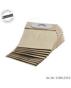 Stofzuigerzak papier stofzuiger T171  Kärcher 906