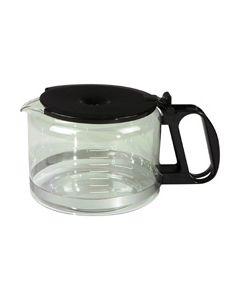 Koffiekan zwart koffiezetter universeel 1969
